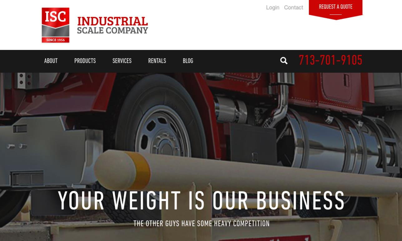 Industrial Scale Company, Inc.