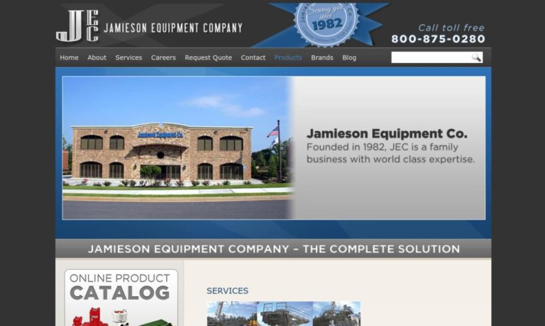 Jamieson Equipment Company, Inc.