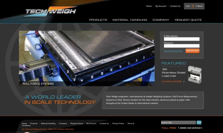 Technical Weighing Services