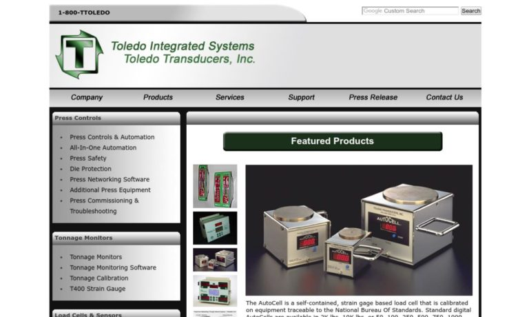 Toledo Total Integraded Solutions