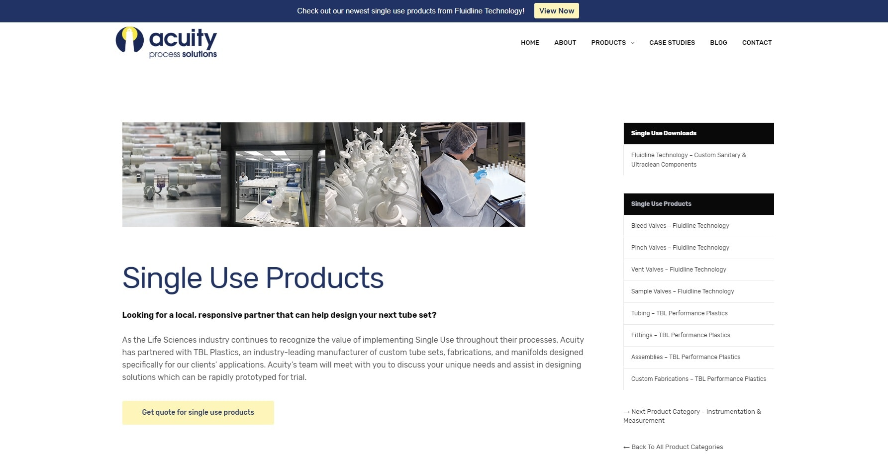 Acuity Process Solutions