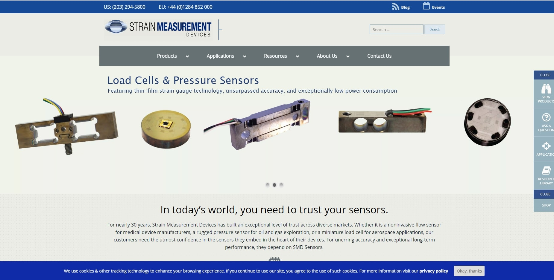 Strain Measurement Devices