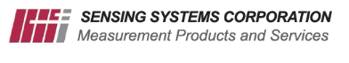 Sensing Systems Corporation Logo