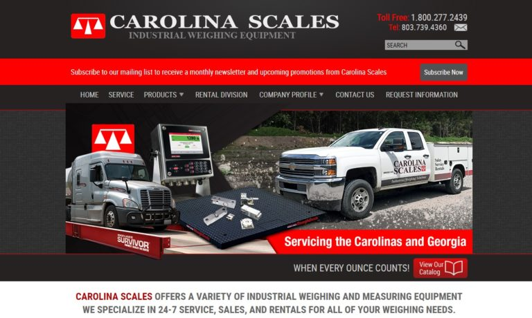 Carolina Scales Inc.